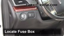 2012 Lincoln MKT 3.7L V6 Fusible (interior)