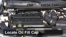 2012 Lincoln MKT 3.7L V6 Aceite