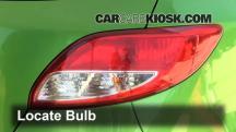 2012 Mazda 2 Touring 1.5L 4 Cyl. Hatchback (4 Door) Lights