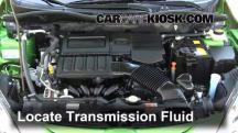 2012 Mazda 2 Touring 1.5L 4 Cyl. Hatchback (4 Door) Líquido de transmisión