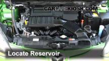 2012 Mazda 2 Touring 1.5L 4 Cyl. Hatchback (4 Door) Líquido limpiaparabrisas