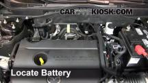 2012 Mazda 6 i 2.5L 4 Cyl. Batería
