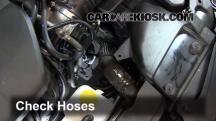 2012 Mazda 6 i 2.5L 4 Cyl. Hoses