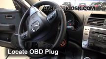 2012 Mazda 6 i 2.5L 4 Cyl. Compruebe la luz del motor