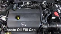 2012 Mazda 6 i 2.5L 4 Cyl. Oil