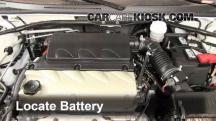 2012 Mitsubishi Eclipse GS Sport 2.4L 4 Cyl. Battery