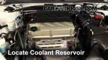 2012 Mitsubishi Eclipse GS Sport 2.4L 4 Cyl. Pérdidas de líquido
