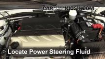 2012 Mitsubishi Eclipse GS Sport 2.4L 4 Cyl. Power Steering Fluid