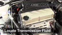 2012 Mitsubishi Eclipse GS Sport 2.4L 4 Cyl. Líquido de transmisión
