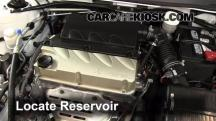 2012 Mitsubishi Eclipse GS Sport 2.4L 4 Cyl. Líquido limpiaparabrisas