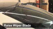 2012 Mitsubishi Eclipse GS Sport 2.4L 4 Cyl. Windshield Wiper Blade (Rear)