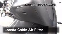 2012 Nissan Juke S 1.6L 4 Cyl. Turbo Air Filter (Cabin)