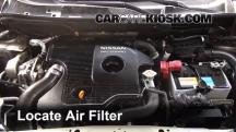 2012 Nissan Juke S 1.6L 4 Cyl. Turbo Air Filter (Engine)