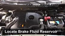 2012 Nissan Juke S 1.6L 4 Cyl. Turbo Brake Fluid