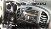 2012 Nissan Juke S 1.6L 4 Cyl. Turbo Clock
