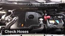 2012 Nissan Juke S 1.6L 4 Cyl. Turbo Mangueras