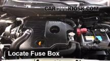 2012 Nissan Juke S 1.6L 4 Cyl. Turbo Fusible (motor)