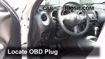 2012 Nissan Juke S 1.6L 4 Cyl. Turbo Check Engine Light