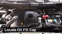 2012 Nissan Juke S 1.6L 4 Cyl. Turbo Aceite