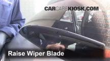 2012 Nissan Juke S 1.6L 4 Cyl. Turbo Windshield Wiper Blade (Rear)