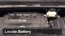 2012 Nissan Murano SL 3.5L V6 Battery