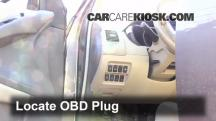 2012 Nissan Murano SL 3.5L V6 Check Engine Light