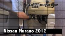 2012 Nissan Murano SL 3.5L V6 Review