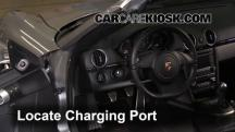2012 Porsche Boxster 2.9L 6 Cyl. Aire Acondicionado