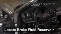 2012 Porsche Boxster 2.9L 6 Cyl. Brake Fluid