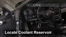 2012 Porsche Boxster 2.9L 6 Cyl. Coolant (Antifreeze)