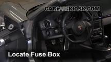 2012 Porsche Boxster 2.9L 6 Cyl. Fusible (interior)