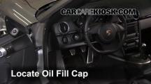 2012 Porsche Boxster 2.9L 6 Cyl. Oil