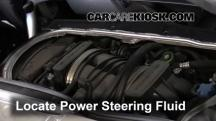 2012 Porsche Boxster 2.9L 6 Cyl. Power Steering Fluid