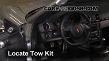 2012 Porsche Boxster 2.9L 6 Cyl. Levantar auto