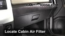2012 Ram 1500 SLT 5.7L V8 Crew Cab Pickup Air Filter (Cabin)