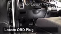 2012 Ram 1500 SLT 5.7L V8 Crew Cab Pickup Check Engine Light