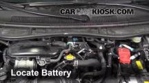 2012 Scion iQ 1.3L 4 Cyl. Battery