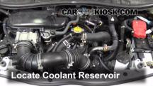 2012 Scion iQ 1.3L 4 Cyl. Coolant (Antifreeze)