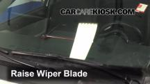 2012 Scion iQ 1.3L 4 Cyl. Windshield Wiper Blade (Front)