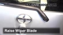 2012 Scion iQ 1.3L 4 Cyl. Windshield Wiper Blade (Rear)