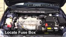 2012 Scion tC 2.5L 4 Cyl. Fusible (motor)