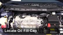 2012 Scion tC 2.5L 4 Cyl. Oil