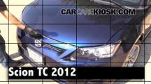 2012 Scion tC 2.5L 4 Cyl. Review
