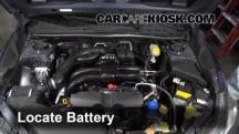 2012 Subaru Impreza 2.0L 4 Cyl. Wagon Battery