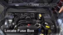 2012 Subaru Impreza 2.0L 4 Cyl. Wagon Fuse (Engine)