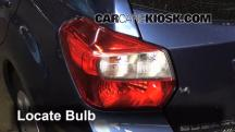 2012 Subaru Impreza 2.0L 4 Cyl. Wagon Lights