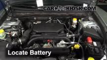 2012 Subaru Outback 2.5i Premium 2.5L 4 Cyl. Battery