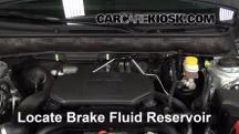 2012 Subaru Outback 2.5i Premium 2.5L 4 Cyl. Brake Fluid