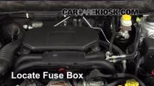 2012 Subaru Outback 2.5i Premium 2.5L 4 Cyl. Fuse (Engine)