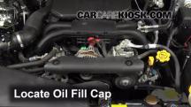 2012 Subaru Outback 2.5i Premium 2.5L 4 Cyl. Aceite